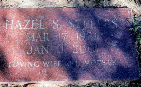 SELLERS, HAZEL S - Caddo County, Louisiana | HAZEL S SELLERS - Louisiana Gravestone Photos