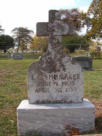 SHUMAKER, K C - Caddo County, Louisiana | K C SHUMAKER - Louisiana Gravestone Photos