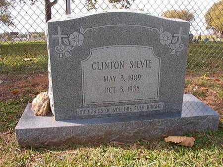 SILVIE, CLINTON - Caddo County, Louisiana | CLINTON SILVIE - Louisiana Gravestone Photos