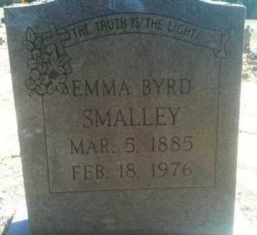 SMALLEY, EMMA - Caddo County, Louisiana | EMMA SMALLEY - Louisiana Gravestone Photos