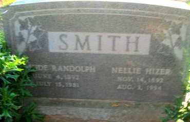 SMITH, CLAUDE RANDOLPH, SR - Caddo County, Louisiana | CLAUDE RANDOLPH, SR SMITH - Louisiana Gravestone Photos