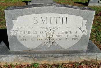 SMITH, EUNICE A - Caddo County, Louisiana | EUNICE A SMITH - Louisiana Gravestone Photos