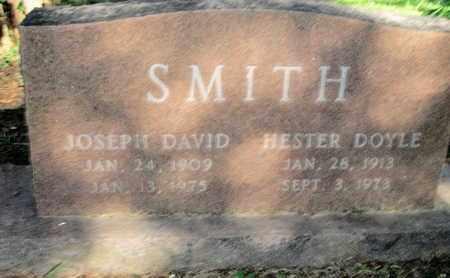 DOYLE SMITH, HESTER - Caddo County, Louisiana   HESTER DOYLE SMITH - Louisiana Gravestone Photos