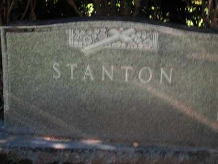 STANTON, FAMILY STONE - Caddo County, Louisiana | FAMILY STONE STANTON - Louisiana Gravestone Photos