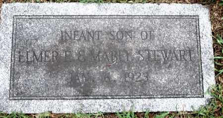 STEWART, INFANT SON - Caddo County, Louisiana | INFANT SON STEWART - Louisiana Gravestone Photos