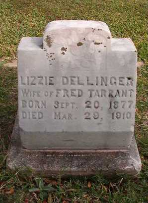 TARRANT, LIZZIE - Caddo County, Louisiana | LIZZIE TARRANT - Louisiana Gravestone Photos