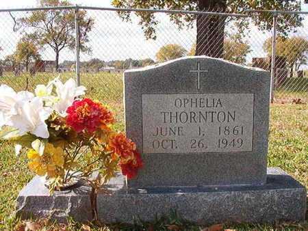 THORNTON, OPHELIA - Caddo County, Louisiana | OPHELIA THORNTON - Louisiana Gravestone Photos