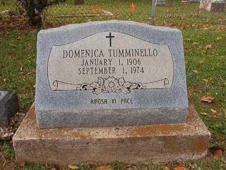 TUMMINELLO, DOMENICA - Caddo County, Louisiana   DOMENICA TUMMINELLO - Louisiana Gravestone Photos