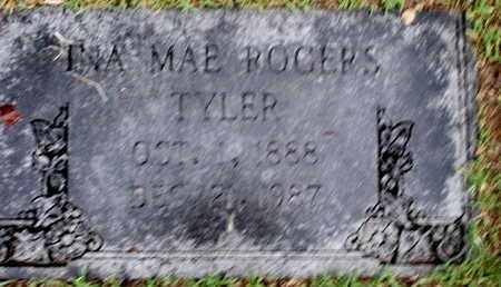 TYLER, INA MAE - Caddo County, Louisiana | INA MAE TYLER - Louisiana Gravestone Photos