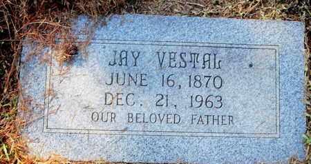 VESTAL, JAY - Caddo County, Louisiana | JAY VESTAL - Louisiana Gravestone Photos