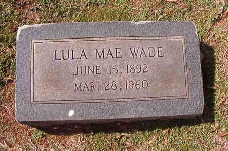 WADE, LULA WADE - Caddo County, Louisiana | LULA WADE WADE - Louisiana Gravestone Photos