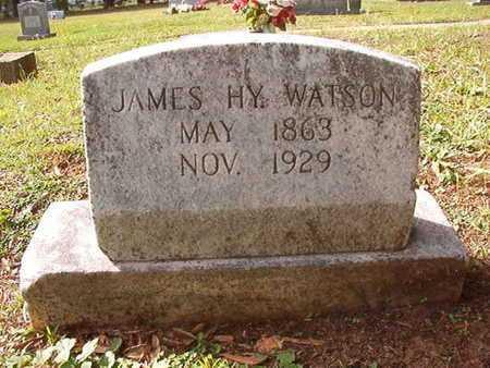 WATSON, JAMES HY - Caddo County, Louisiana   JAMES HY WATSON - Louisiana Gravestone Photos