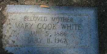 WHITE, MARY (2 STONE) - Caddo County, Louisiana | MARY (2 STONE) WHITE - Louisiana Gravestone Photos