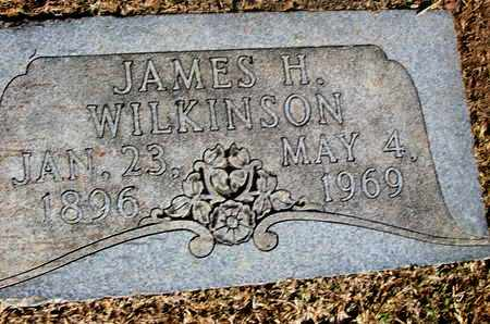 WILKINSON, JAMES H - Caddo County, Louisiana | JAMES H WILKINSON - Louisiana Gravestone Photos