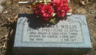 JONES WILLIS, IRMA - Caddo County, Louisiana | IRMA JONES WILLIS - Louisiana Gravestone Photos