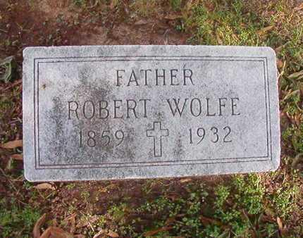 WOLFE, ROBERT - Caddo County, Louisiana | ROBERT WOLFE - Louisiana Gravestone Photos