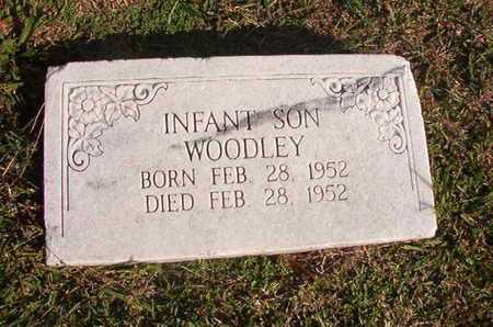 WOODLEY, INFANT SON - Caddo County, Louisiana | INFANT SON WOODLEY - Louisiana Gravestone Photos