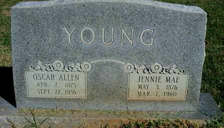 STAATS YOUNG, JENNIE MAY - Caddo County, Louisiana | JENNIE MAY STAATS YOUNG - Louisiana Gravestone Photos