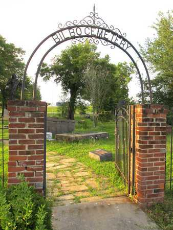 * BILBO CEMETERY GATE,  - Calcasieu County, Louisiana    * BILBO CEMETERY GATE - Louisiana Gravestone Photos
