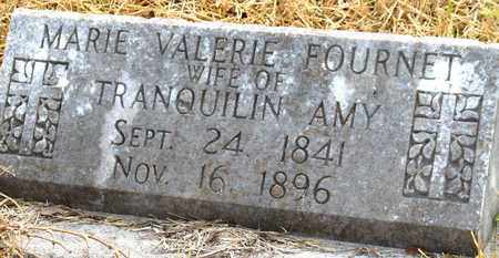 AMY, MARIE VALERIE (CLOSEUP) - Calcasieu County, Louisiana | MARIE VALERIE (CLOSEUP) AMY - Louisiana Gravestone Photos