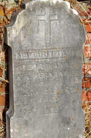 BEDRINANA, MARGARITTA N - Calcasieu County, Louisiana | MARGARITTA N BEDRINANA - Louisiana Gravestone Photos