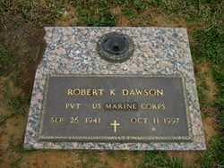 DAWSON, ROBERT K  (VETERAN) - Calcasieu County, Louisiana | ROBERT K  (VETERAN) DAWSON - Louisiana Gravestone Photos