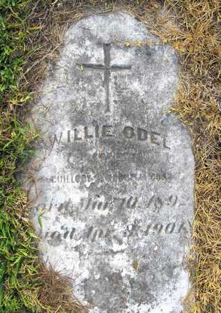 GUILLORY, WILLIE ODEL - Calcasieu County, Louisiana   WILLIE ODEL GUILLORY - Louisiana Gravestone Photos