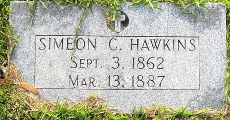HAWKINS, SIMEON C - Calcasieu County, Louisiana | SIMEON C HAWKINS - Louisiana Gravestone Photos
