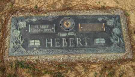 HEBERT, MARIE - Calcasieu County, Louisiana | MARIE HEBERT - Louisiana Gravestone Photos
