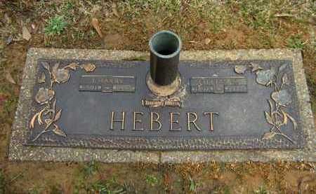 HEBERT, J. HARRY - Calcasieu County, Louisiana | J. HARRY HEBERT - Louisiana Gravestone Photos