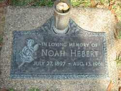 HEBERT, NOAH - Calcasieu County, Louisiana   NOAH HEBERT - Louisiana Gravestone Photos