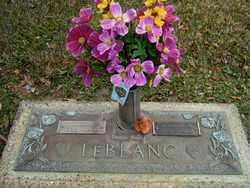 LEBLANC, LESSIN - Calcasieu County, Louisiana | LESSIN LEBLANC - Louisiana Gravestone Photos