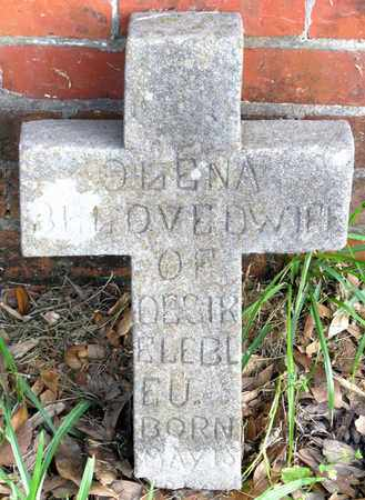 LEBLEU, OLENA - Calcasieu County, Louisiana | OLENA LEBLEU - Louisiana Gravestone Photos