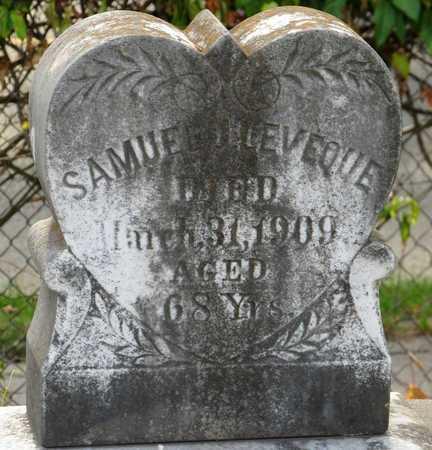 LEVEQUE, SAMUEL - Calcasieu County, Louisiana | SAMUEL LEVEQUE - Louisiana Gravestone Photos