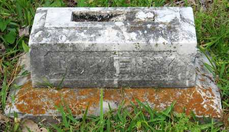 LOWERY, UNKNOWN - Calcasieu County, Louisiana | UNKNOWN LOWERY - Louisiana Gravestone Photos