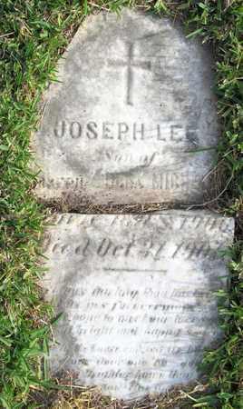 MICHAELS, JOSEPH LEE - Calcasieu County, Louisiana   JOSEPH LEE MICHAELS - Louisiana Gravestone Photos