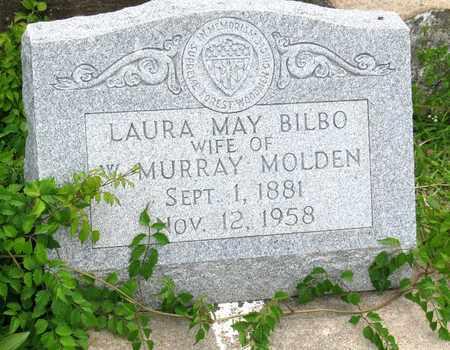 MOLDEN, LAURA MAY (CLOSEUP) - Calcasieu County, Louisiana | LAURA MAY (CLOSEUP) MOLDEN - Louisiana Gravestone Photos