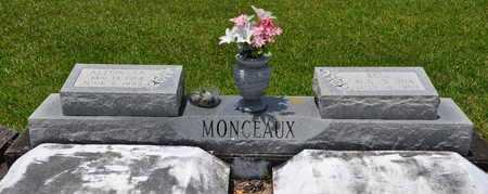 MONCEAUX, BELL - Calcasieu County, Louisiana   BELL MONCEAUX - Louisiana Gravestone Photos