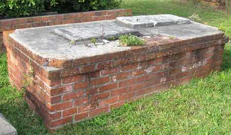ELENDER O'BRIEN, CLARA HARRIETT - Calcasieu County, Louisiana | CLARA HARRIETT ELENDER O'BRIEN - Louisiana Gravestone Photos