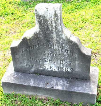 SULLIVAN, DANIEL - Calcasieu County, Louisiana | DANIEL SULLIVAN - Louisiana Gravestone Photos