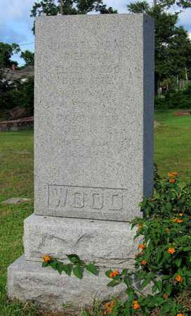 WOOD, JAMES - Calcasieu County, Louisiana | JAMES WOOD - Louisiana Gravestone Photos