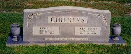 REEVES, LOLA ELLENDER - Caldwell County, Louisiana | LOLA ELLENDER REEVES - Louisiana Gravestone Photos