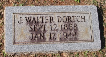 DORTCH, JAMES WALTER - Caldwell County, Louisiana | JAMES WALTER DORTCH - Louisiana Gravestone Photos