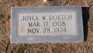 DORTCH, JOYCE - Caldwell County, Louisiana | JOYCE DORTCH - Louisiana Gravestone Photos