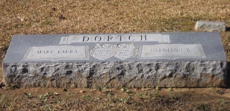 DORTCH, MARY LAURA - Caldwell County, Louisiana | MARY LAURA DORTCH - Louisiana Gravestone Photos
