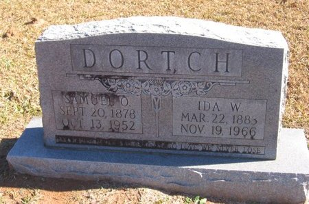 WOMACK DORTCH, IDA C. - Caldwell County, Louisiana | IDA C. WOMACK DORTCH - Louisiana Gravestone Photos
