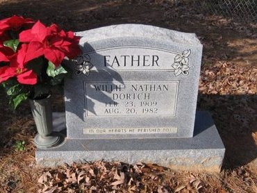 DORTCH, WILLIAM NATHAN (WILLIE) - Caldwell County, Louisiana | WILLIAM NATHAN (WILLIE) DORTCH - Louisiana Gravestone Photos