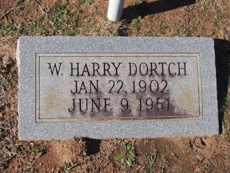 DORTCH, WILLIAM HARRY - Caldwell County, Louisiana | WILLIAM HARRY DORTCH - Louisiana Gravestone Photos