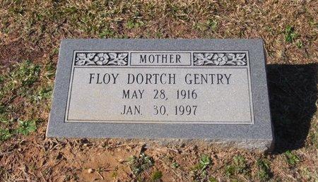 DORTCH GENTRY, FLOY - Caldwell County, Louisiana | FLOY DORTCH GENTRY - Louisiana Gravestone Photos