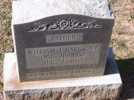 HARGROVE, WILLIAM J. - Caldwell County, Louisiana | WILLIAM J. HARGROVE - Louisiana Gravestone Photos
